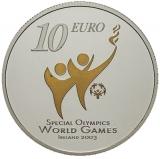 10 Euro Herdenkingsmunten Ierland