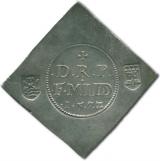 Provinciale munten 1555 - 1974