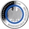 5 Euro Herdenkingsmunten Duitsland