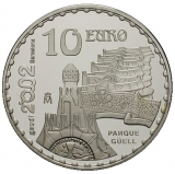 10 Euro Herdenkingsmunten Spanje