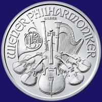 Oostenrijk 1,5 Euro 2008 Wiener Philharmoniker