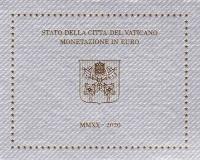 Vaticaan Bu set 2020