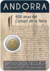 Andorra 2 euro 2019 II