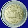 Spanje 2 euro 2007 Unc