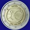 Spanje 2 euro 2009 Unc