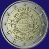 Spanje 2 euro 2012 I Unc