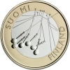 Finland 5 euro 2010 Unc