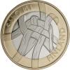 Finland 5 euro 2011 IV Unc