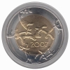 Finland 5 euro 2007 Bu
